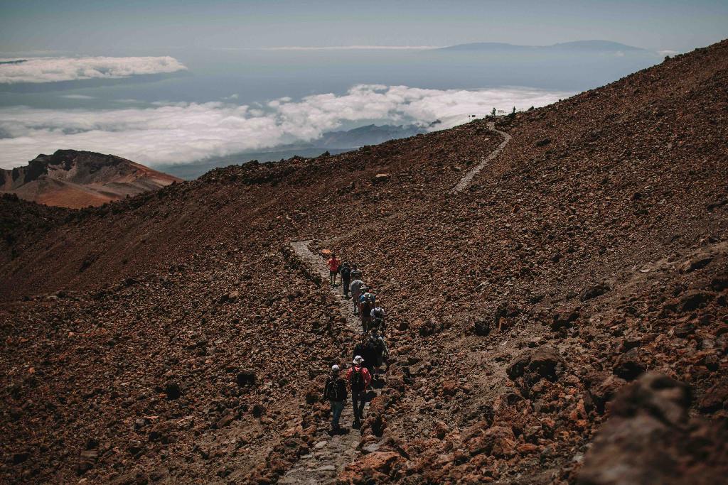 Viaje Incentivo Google Tenerife