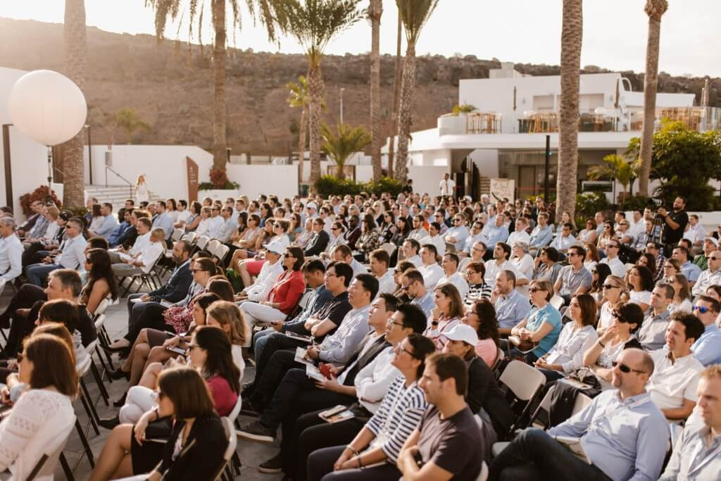 Convención Hewlett-Packard Tenerife