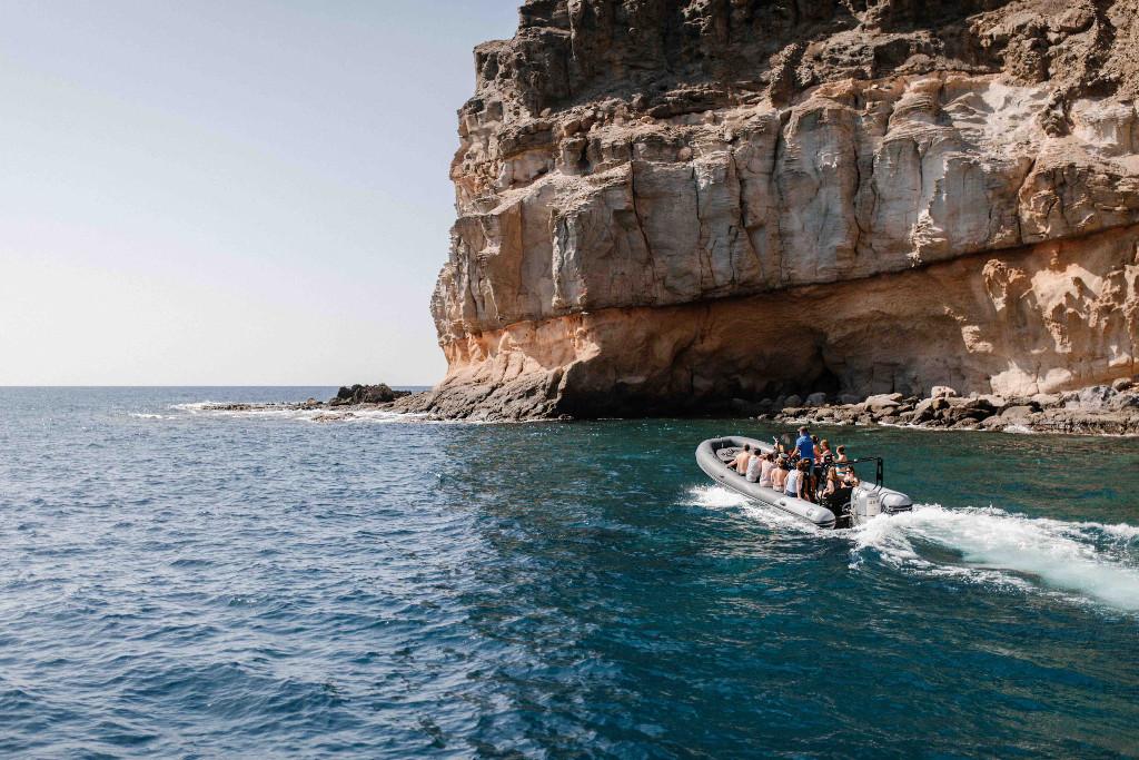 Fam Trip Tourism Board Gran Canaria & Tenerife