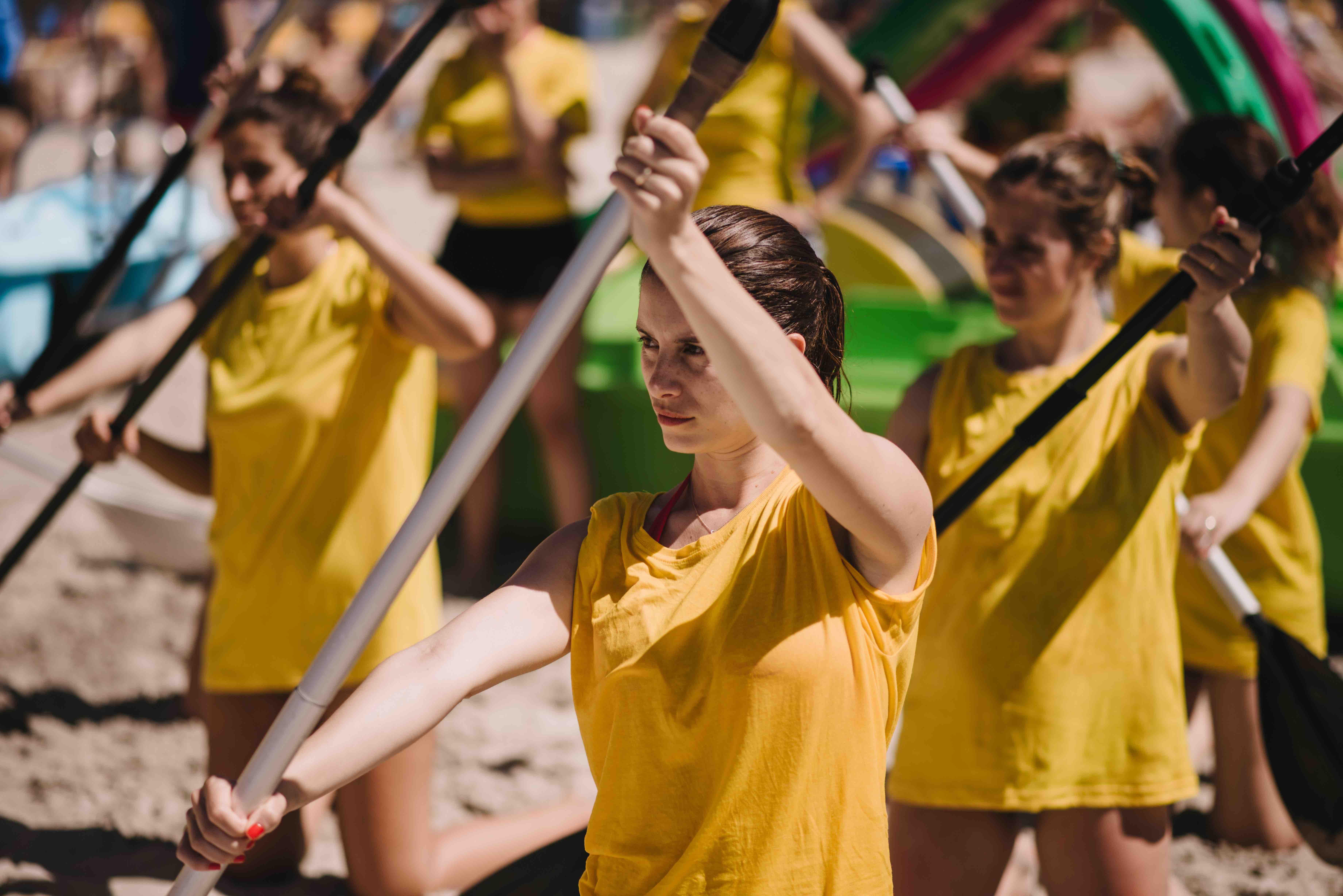 Team Building Loreal Gran Canaria